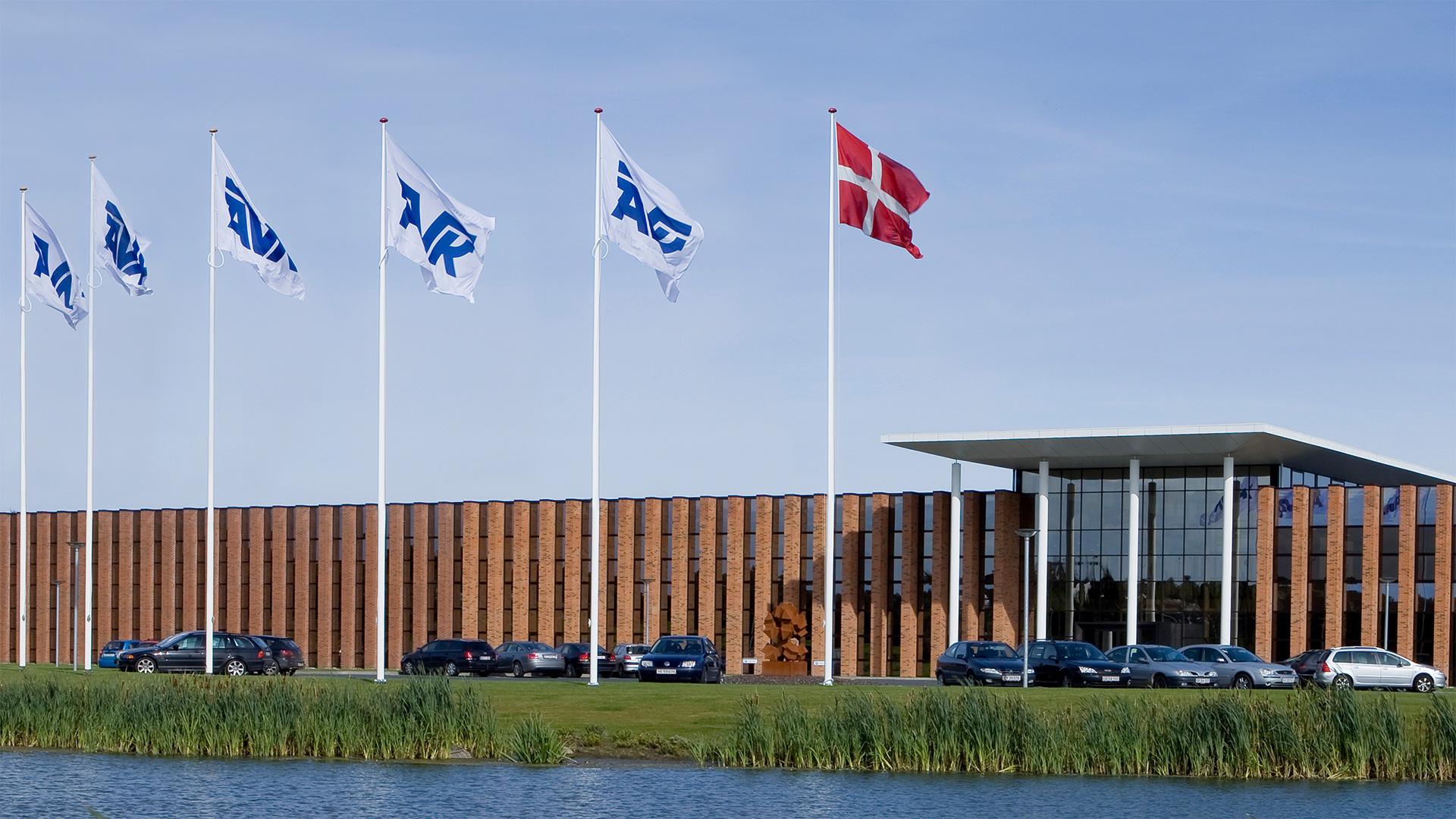 AVK International office Skovby