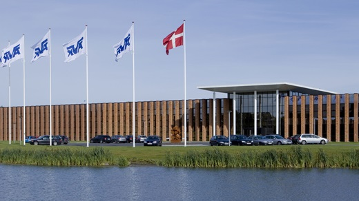 AVK headquater in Skovby Galten Denmark