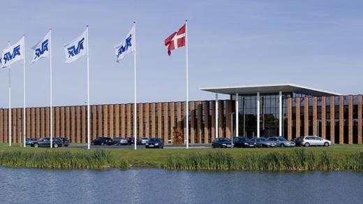 AVK headquater in Skovby Galten Denmark