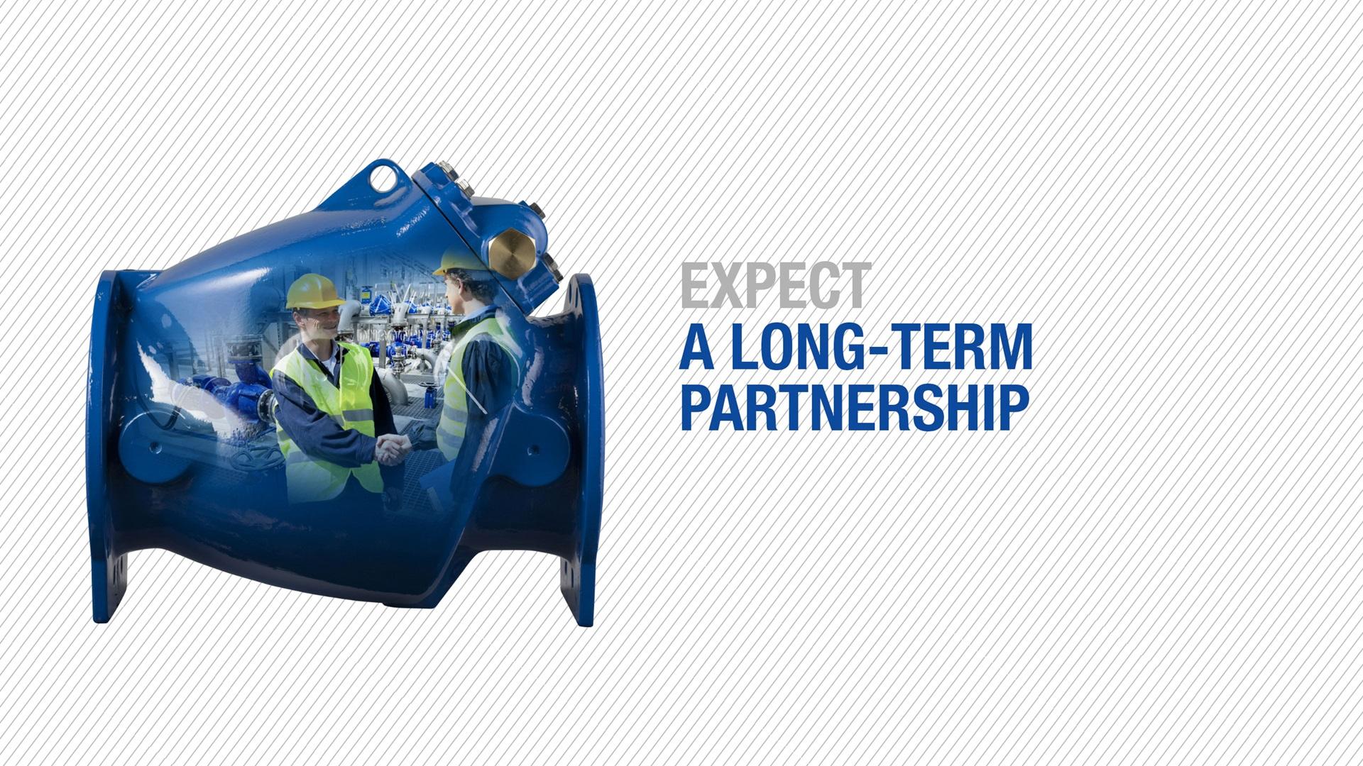 Expect long-term partnership from AVK