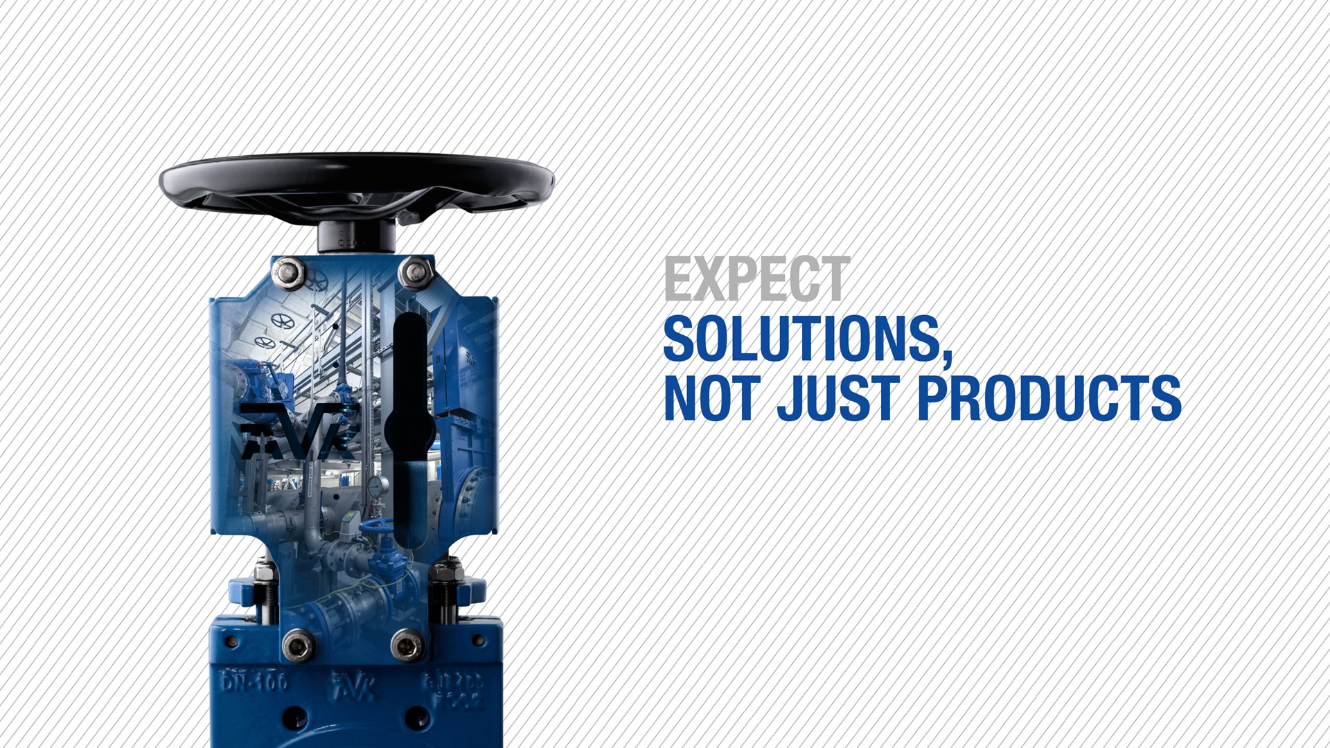 Expect solutions from AVK