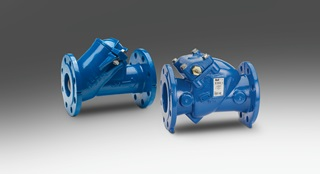 AVK Check valves for water and wastewater