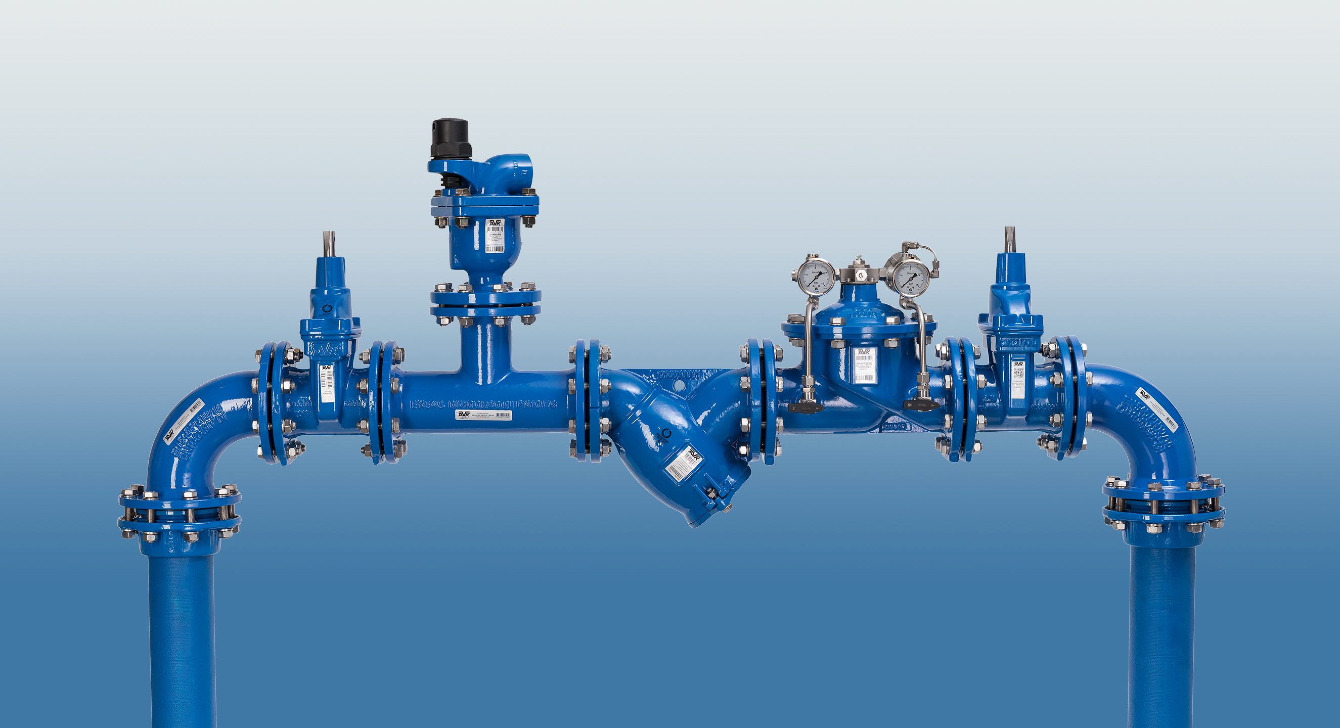 Product selection recommendations for installation of control valves