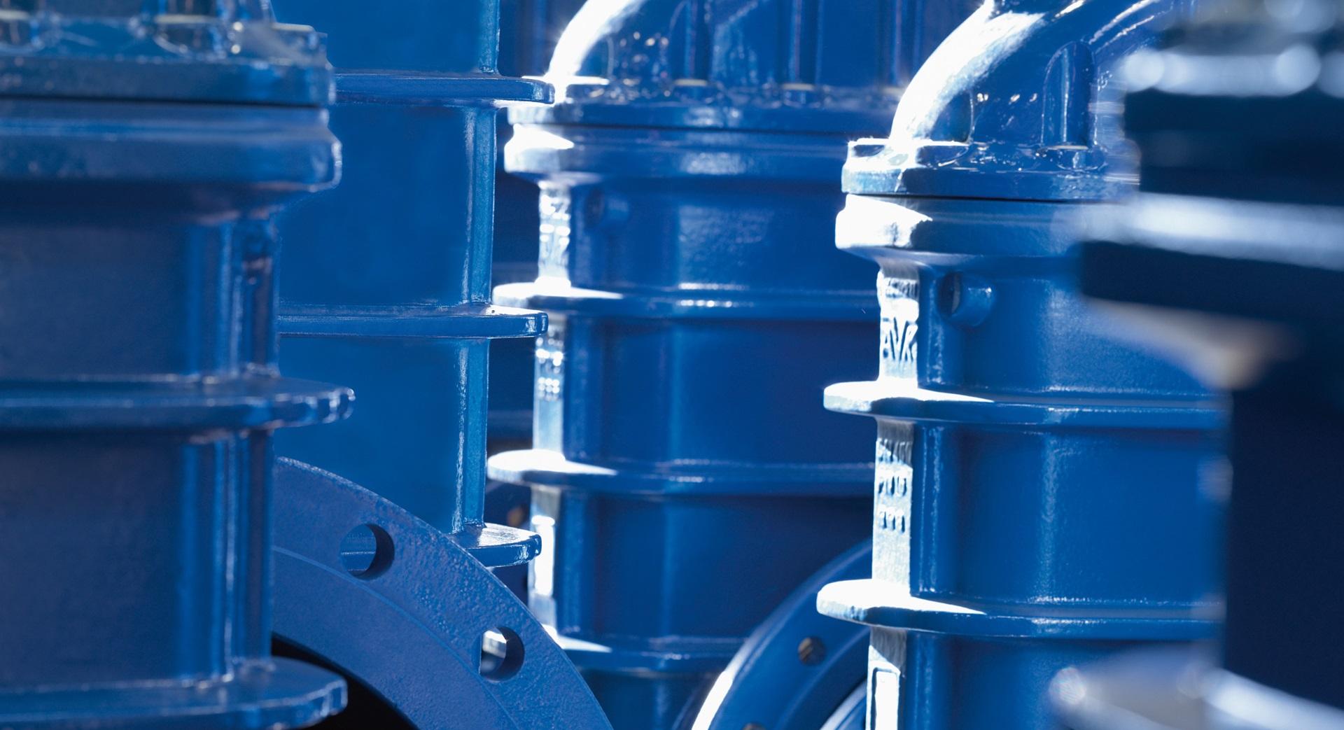 EN 1074 standard for valves for water supply