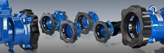 Supa Maxi™ universal couplings from AVK