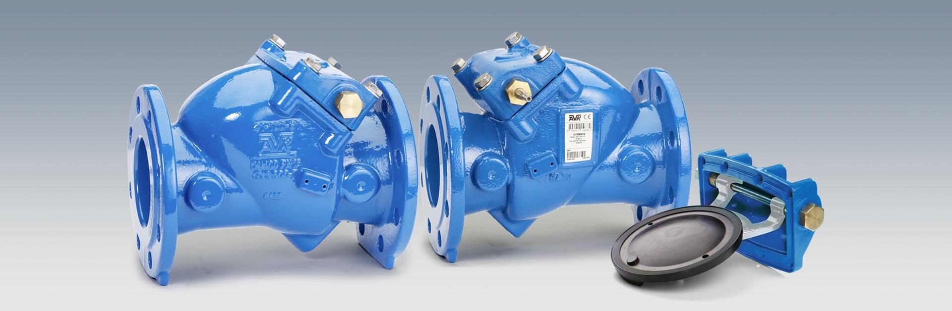 AVK range of swing check valves