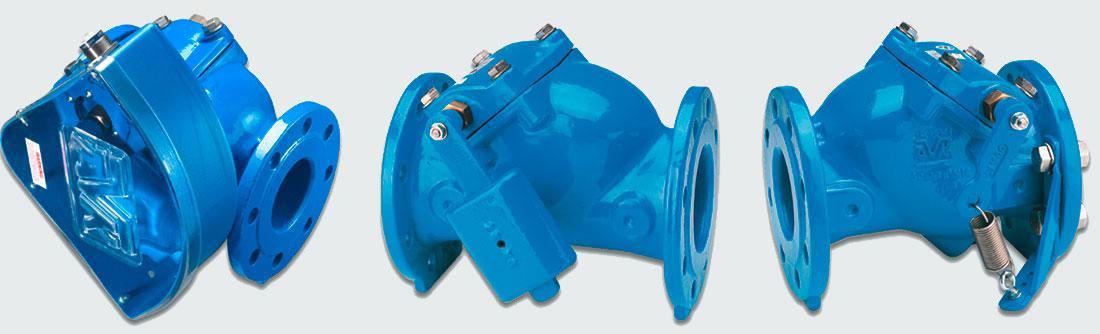 Swing check valves from AVK