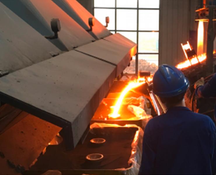 AVK factory worker