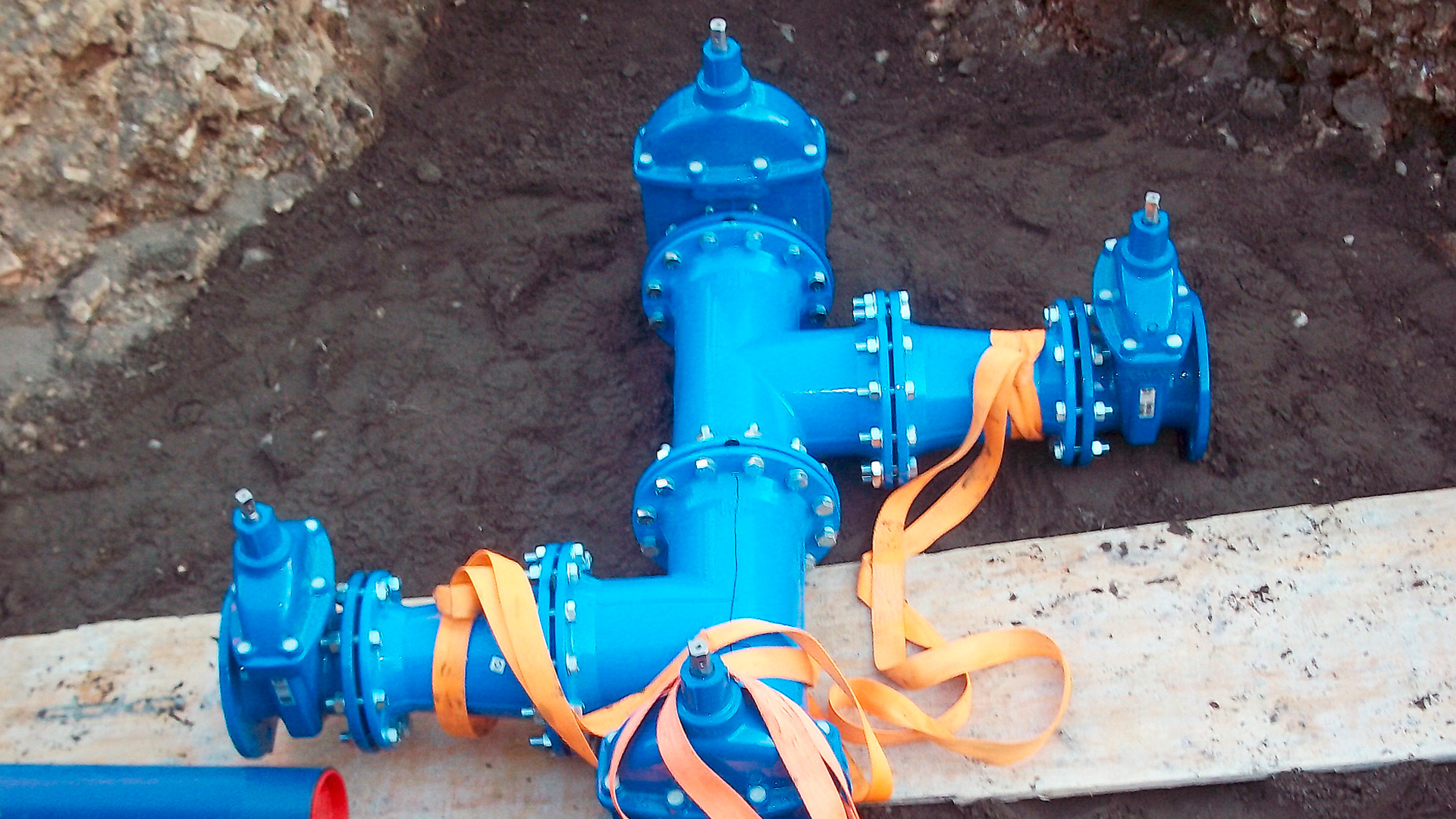 Improving water supply in Albania