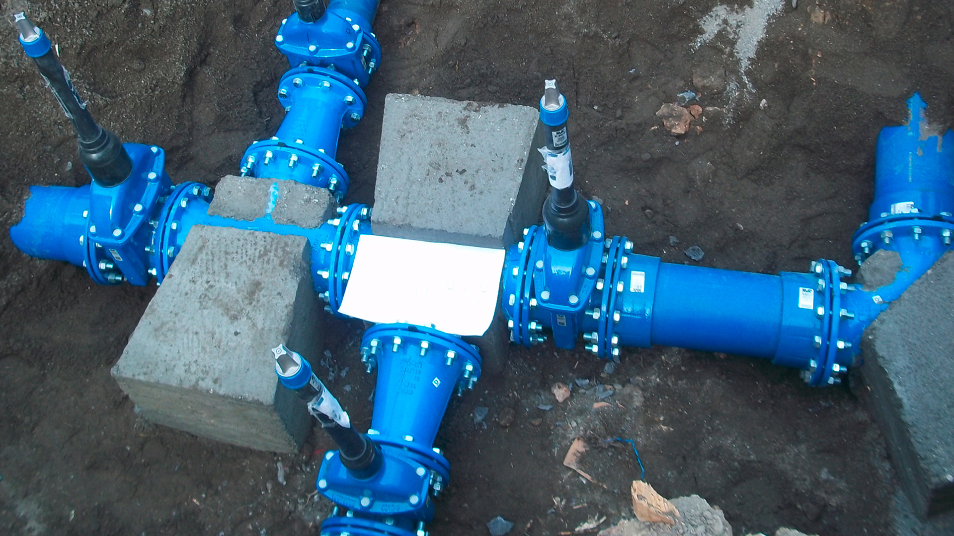 Building high quality drinking water system in Albania