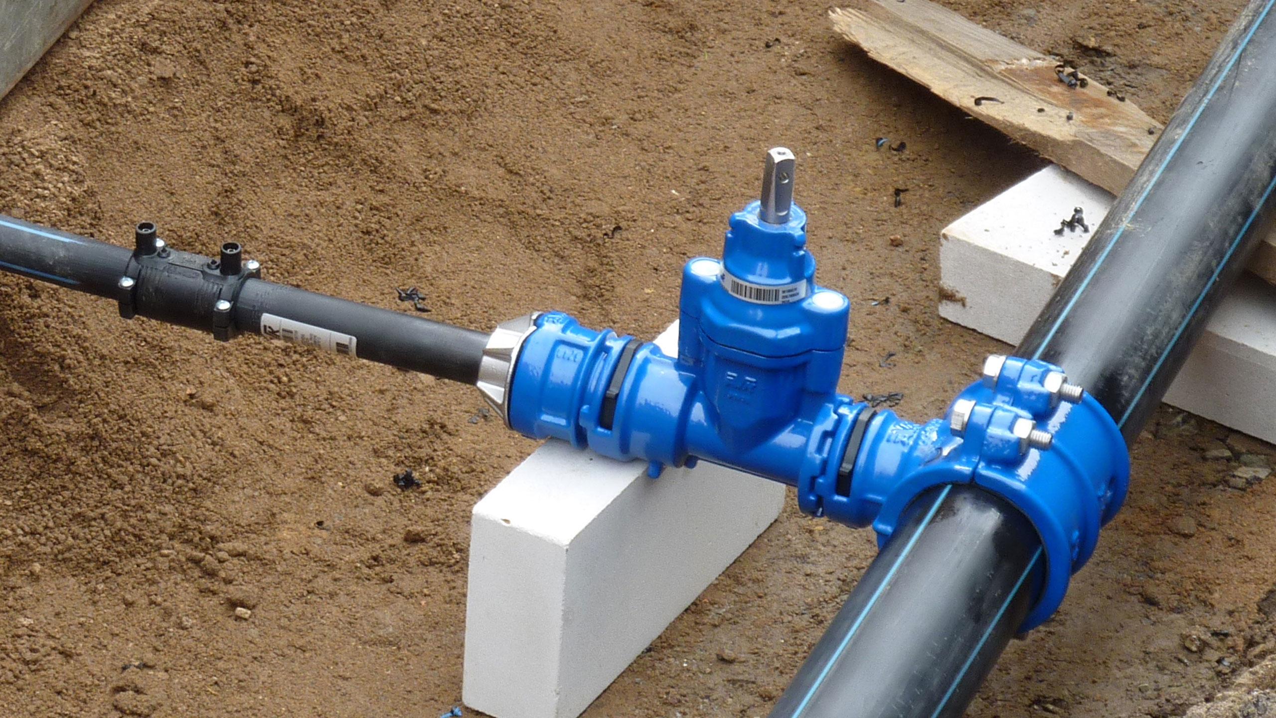 AVK installed 600 service valves in Prague