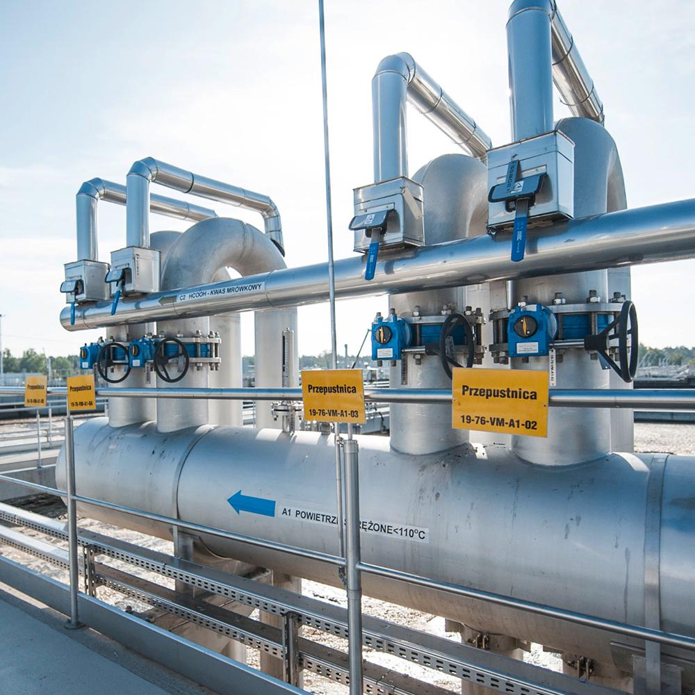 Czajka, Poland, case story from wastewater treatment plant