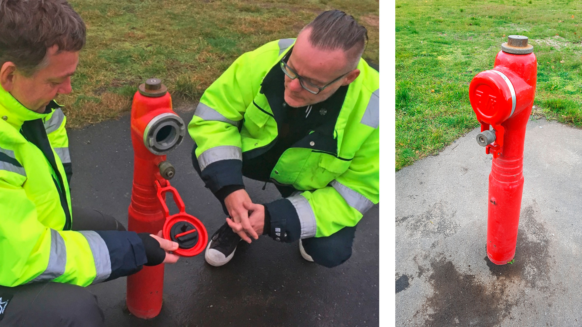 AVK develops Smart hydrant