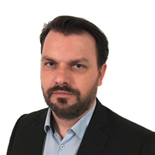 AVKI employee Anton Makel from Slovakia