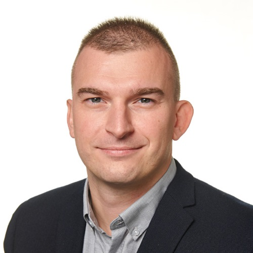 Branislav Milosevic, Product and Promotions Manager, The Balkans