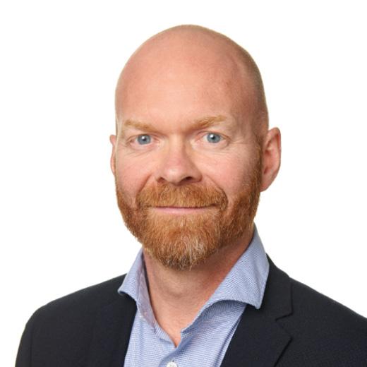 Martin Børsting, Product Manager, AVK International