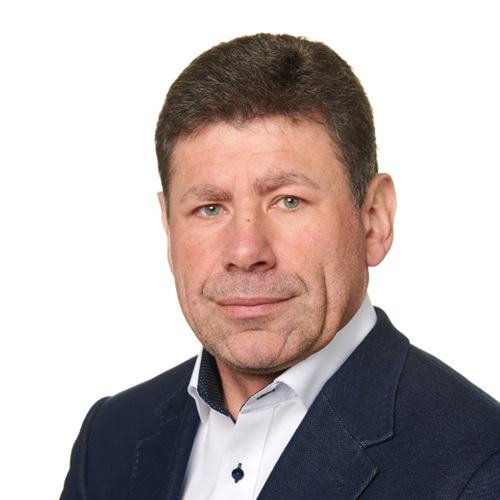 Oleg Gordienko, Area Sales Manager, Russia