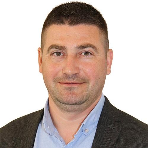 AVKI employee from Slovakia Vasile Andriuca