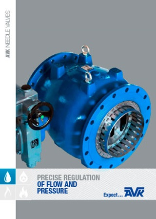 AVK product brochure about our Needle valves and how to use them