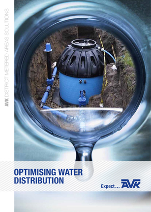 Brochure about optimising water distribution