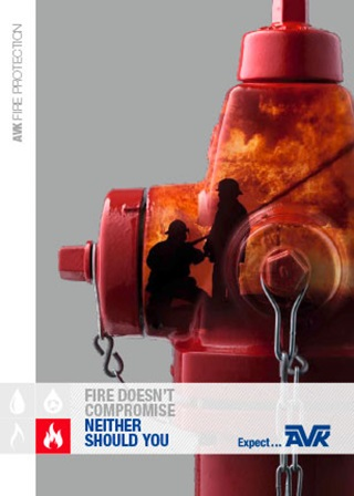Brochure about fire protection