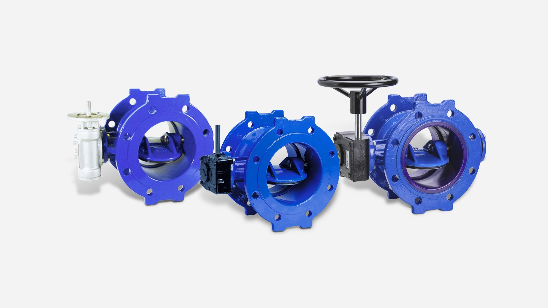 Our range has been extended so it now comprises valves in DN150-2800 with internal epoxy coating and valves in DN150-800 with internal enamel coating