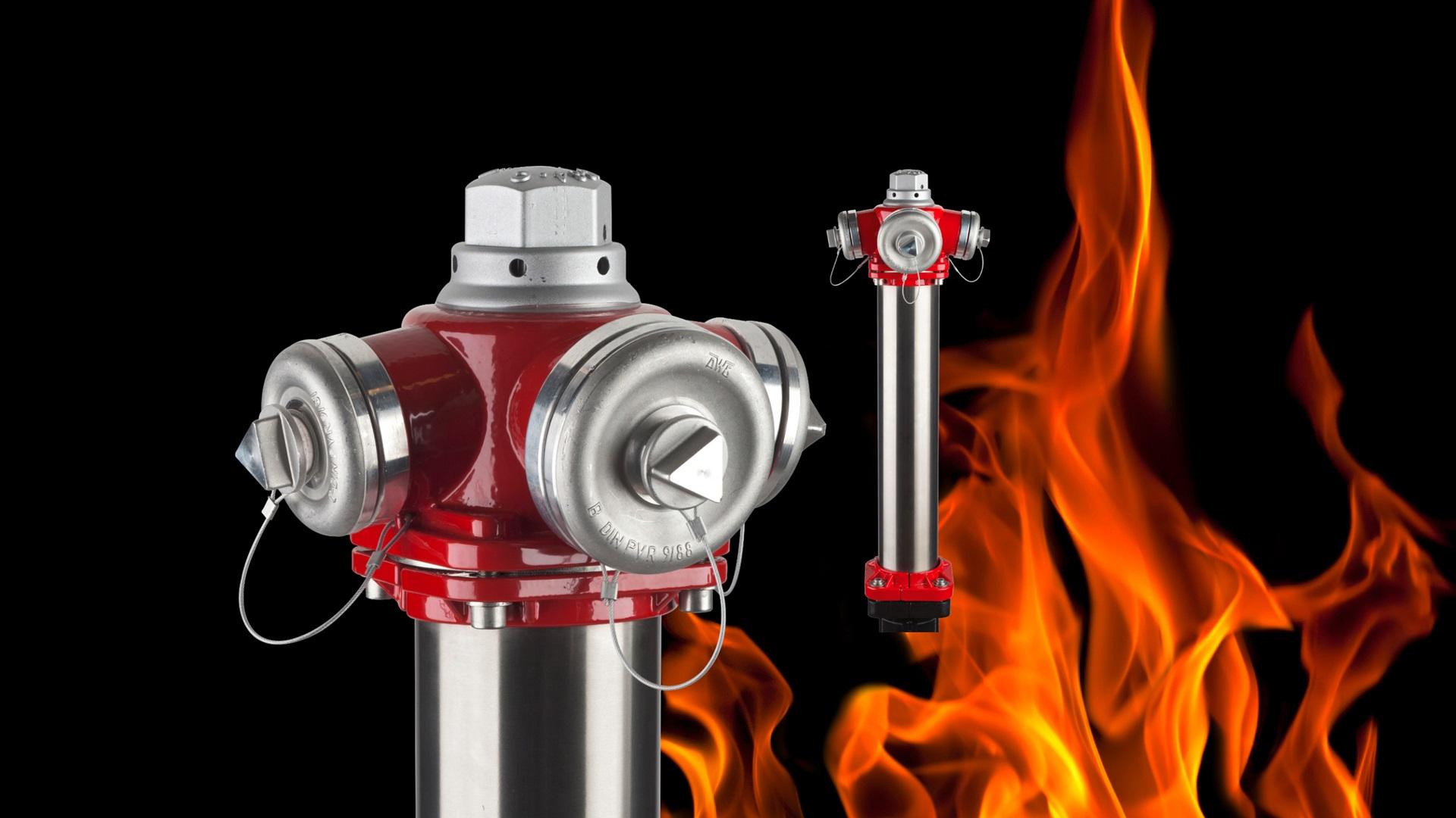 Multi fire hydrant N7