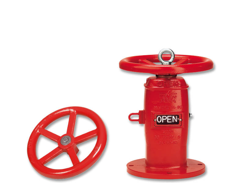 Accessories for indoor fire protection