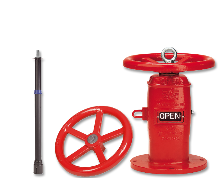 Accessories for fire protection