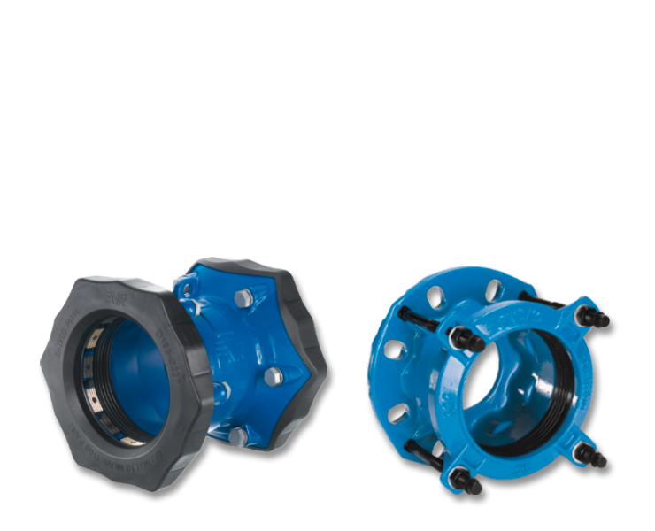 Coupling and adaptors products for fire protection