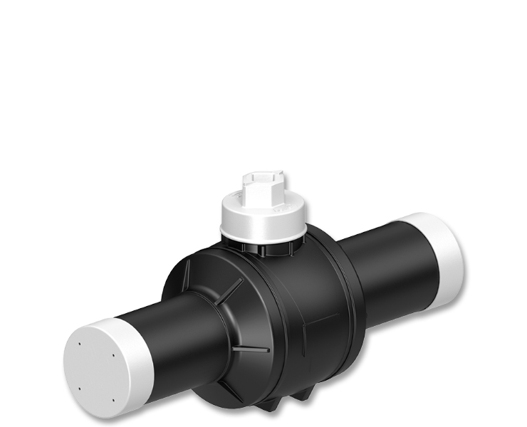 Gas ball valves from AVK