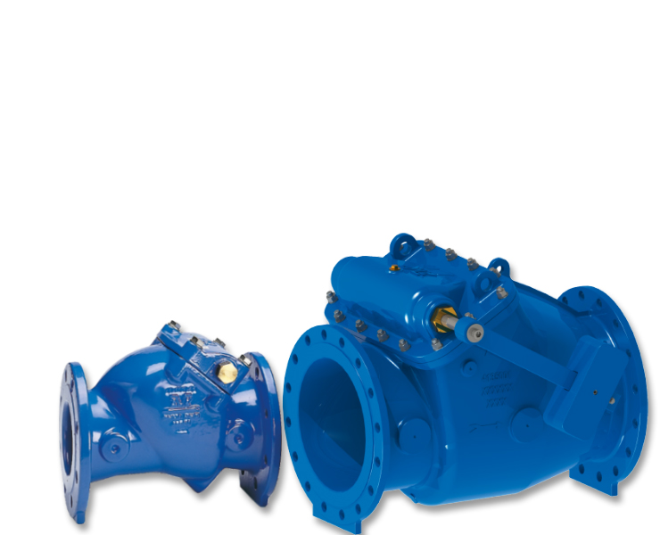 Check valves for water
