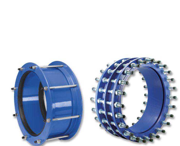 Couplings for water transmission