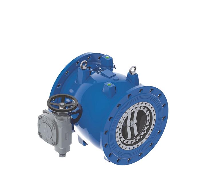Needle valves for water transmission