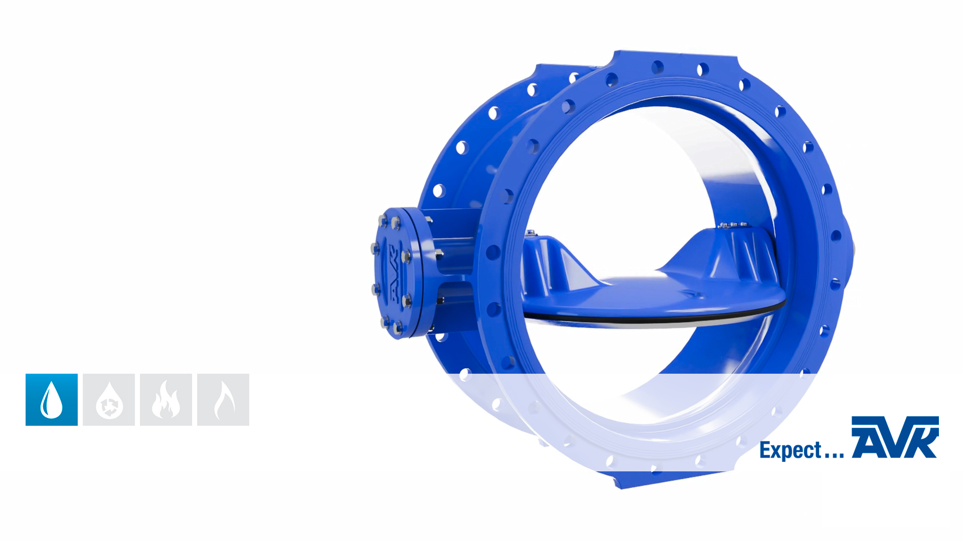 Variants and features of our double eccentric butterfly valves series 756