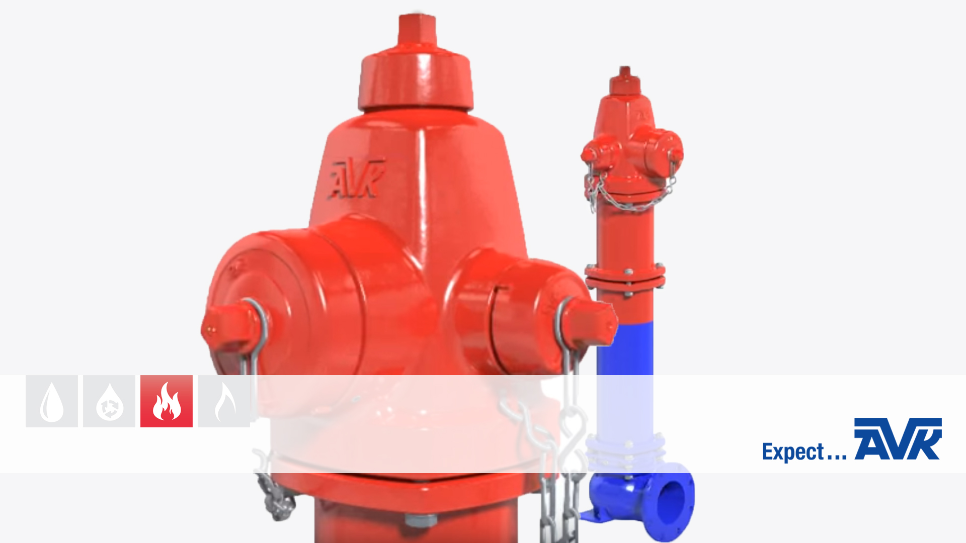 Avk Products For Huge Fire Protection Project Avk