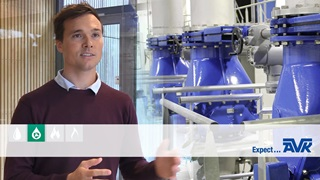 Niels Malmmose Askjær tells about renovation and optimisation of the pump station