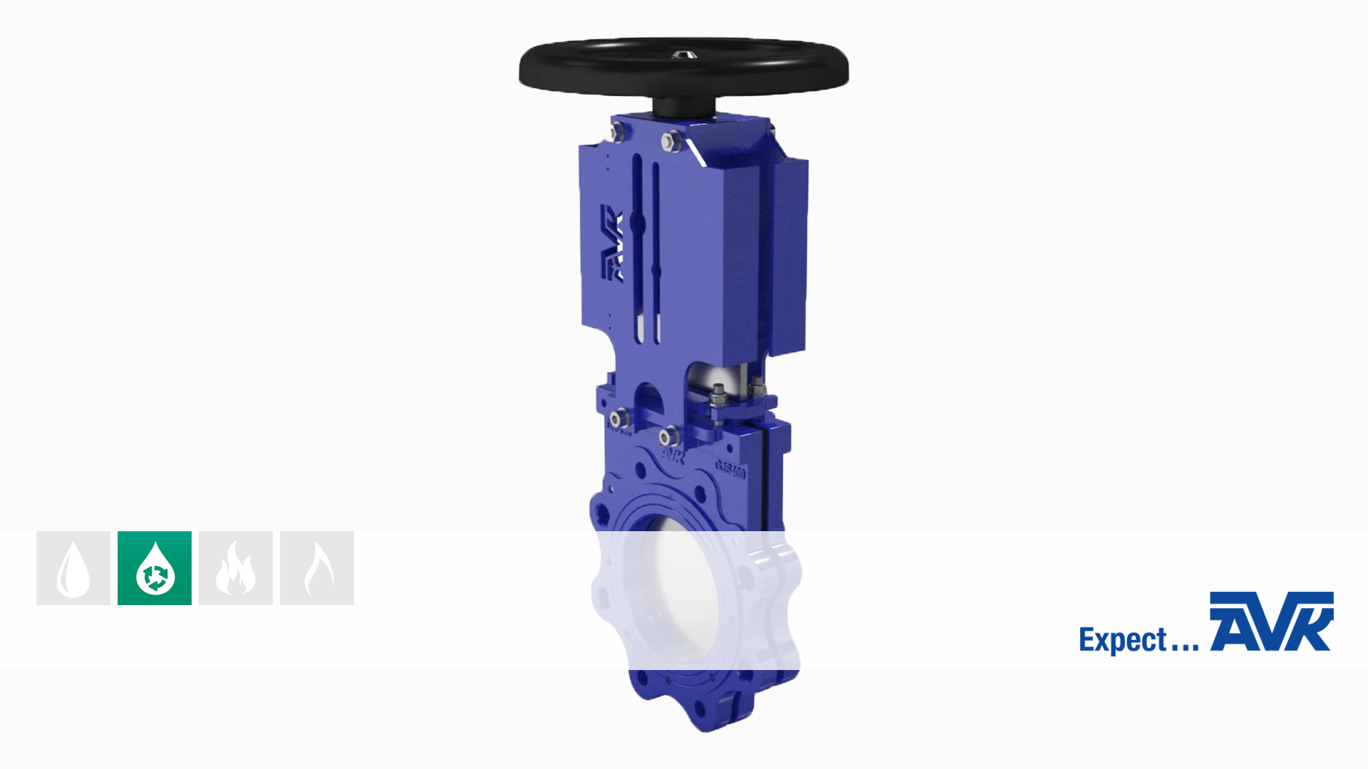 Features and installation of the knife gate valve